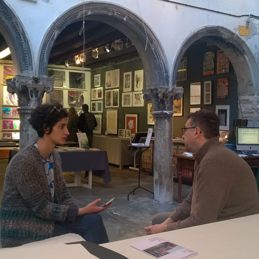 Artificare/Art & Business. Presentiamo due dei protagonisti del progetto: Fallani Venezia e Blauer Hase